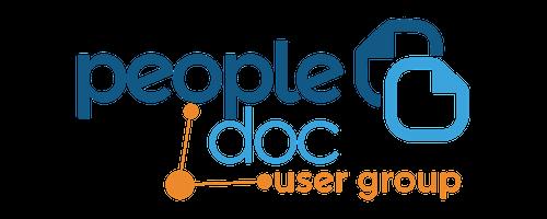 PeopleDoc User Group Logo