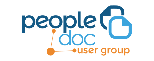 PeopleDoc User Group Logo