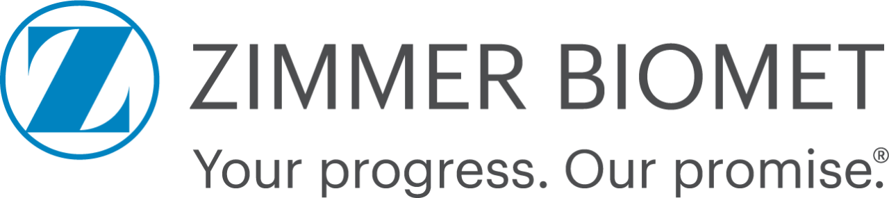 Customer Presenter_Zimmer Biomet Logo